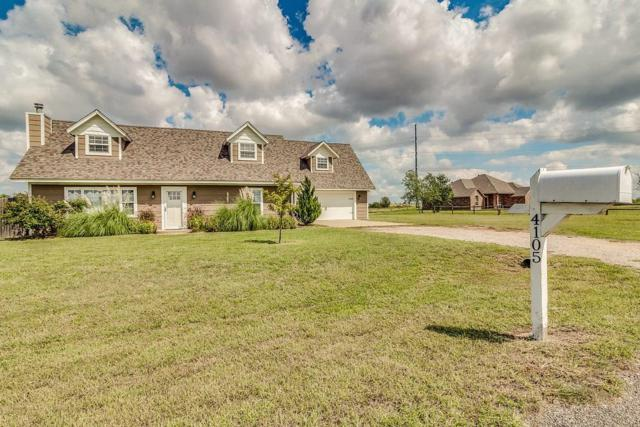 4105 NW Terrace Hills Rd Nw, Piedmont, OK 73078 (MLS #832277) :: Wyatt Poindexter Group