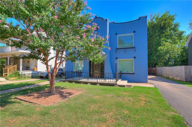 1308 NW 16th Street, Oklahoma City, OK 73106 (MLS #832306) :: Homestead & Co