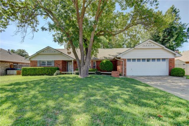 6208 NW 84th Place, Oklahoma City, OK 73132 (MLS #832355) :: Wyatt Poindexter Group