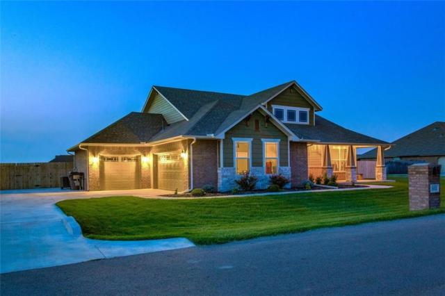 18331 Stagecoach Trail, Norman, OK 73072 (MLS #832360) :: Barry Hurley Real Estate