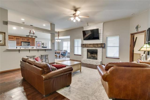 1604 January Place, Moore, OK 73160 (MLS #832404) :: Wyatt Poindexter Group
