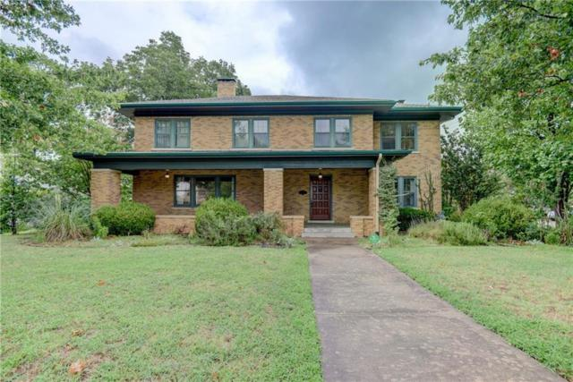 102 W Midland Street, Shawnee, OK 74804 (MLS #832461) :: Homestead & Co