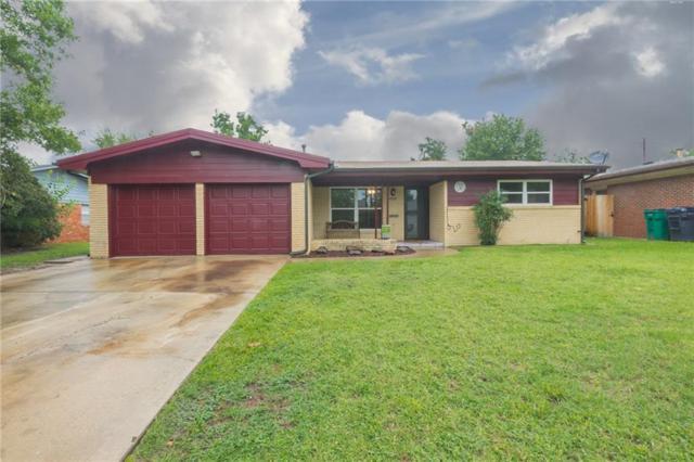 4209 NW 43rd Place, Oklahoma City, OK 73112 (MLS #832493) :: Wyatt Poindexter Group