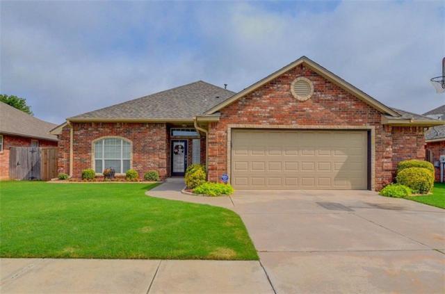 617 SW 159th Street, Oklahoma City, OK 73170 (MLS #832515) :: Homestead & Co