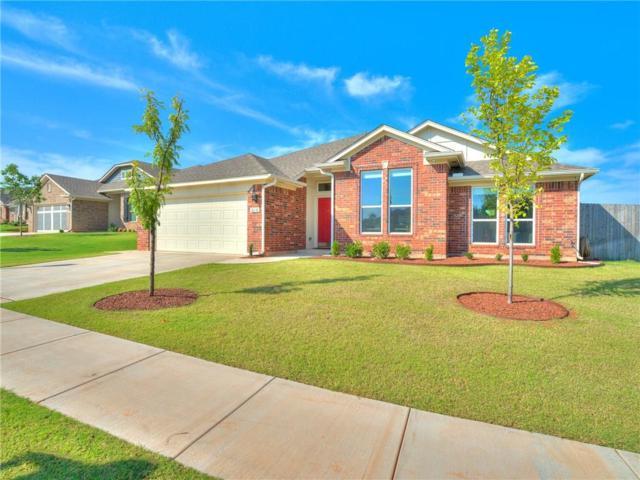 616 Sedona Drive, Norman, OK 73071 (MLS #832527) :: Barry Hurley Real Estate