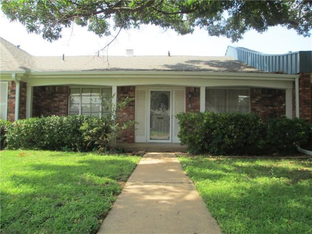 513 Maple #8, Weatherford, OK 73096 (MLS #832559) :: Homestead & Co