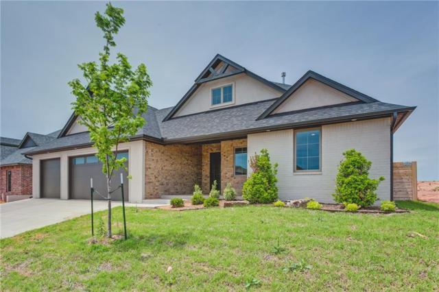 3133 Drake Crest Drive, Edmond, OK 73034 (MLS #832616) :: Homestead & Co