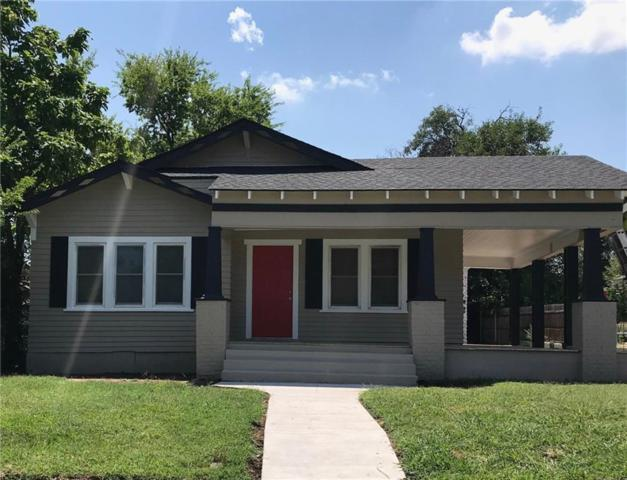 722 NW 27th Street, Oklahoma City, OK 73103 (MLS #832665) :: KING Real Estate Group