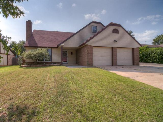9817 Honeysuckle Road, Oklahoma City, OK 73159 (MLS #832703) :: Wyatt Poindexter Group