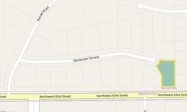 1520 Glenbrook Terrace, Nichols Hills, OK 73116 (MLS #832705) :: Erhardt Group at Keller Williams Mulinix OKC