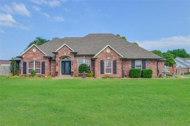 5 Edith Lane, Tuttle, OK 73089 (MLS #832718) :: Erhardt Group at Keller Williams Mulinix OKC