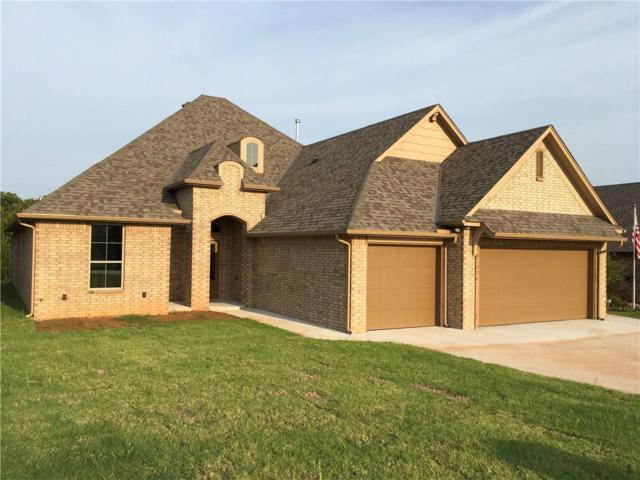 2409 Forest Crossing, Choctaw, OK 73020 (MLS #832758) :: Homestead & Co