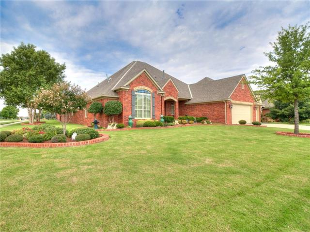 3013 Sycamore Court, Moore, OK 73160 (MLS #832772) :: Wyatt Poindexter Group