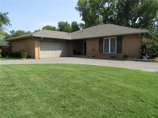 5301 Ryan Court, Oklahoma City, OK 73135 (MLS #832781) :: Wyatt Poindexter Group