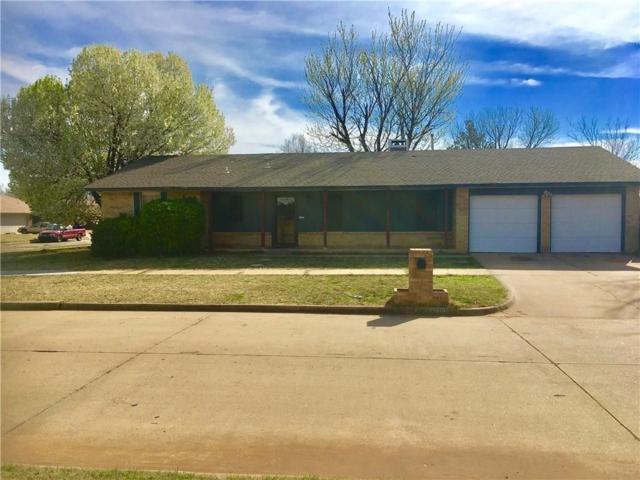 9700 S Blackwelder Avenue, Oklahoma City, OK 73139 (MLS #832821) :: Wyatt Poindexter Group