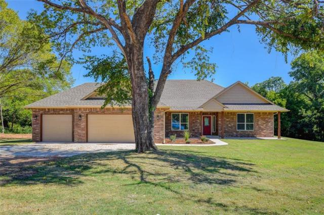 1511 E Fox Lane, Newcastle, OK 73065 (MLS #832822) :: UB Home Team