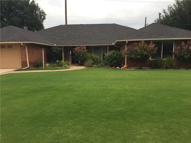 7716 Rumsey Road, Oklahoma City, OK 73132 (MLS #832838) :: Erhardt Group at Keller Williams Mulinix OKC