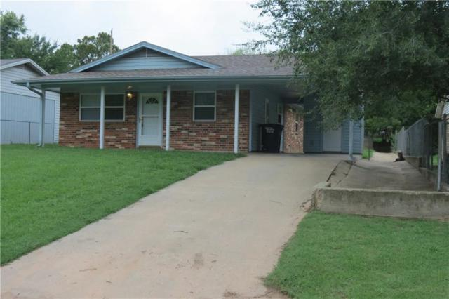 614 S Aydelotte, Shawnee, OK 74801 (MLS #832848) :: Wyatt Poindexter Group