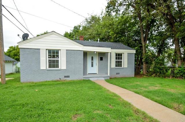 1213 N Bath Avenue, Oklahoma City, OK 73117 (MLS #832858) :: Wyatt Poindexter Group