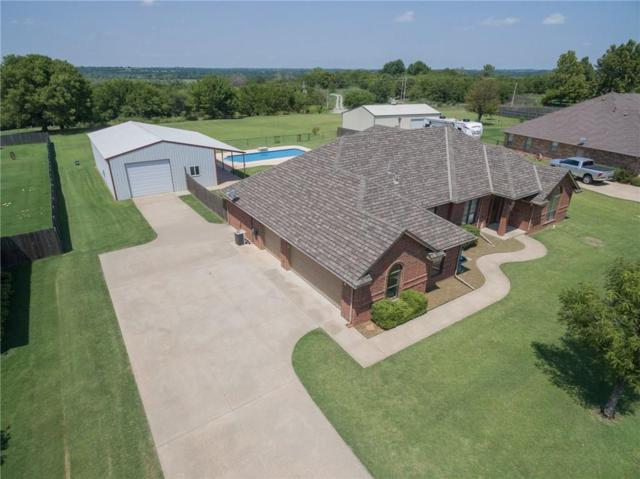 4303 Frontier Lane, Tuttle, OK 73089 (MLS #832901) :: Erhardt Group at Keller Williams Mulinix OKC