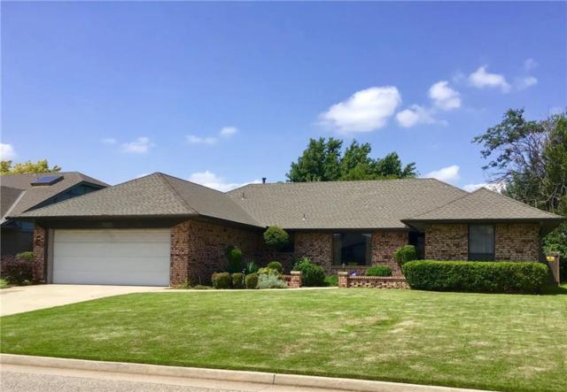 7229 NW 105th Terrace, Oklahoma City, OK 73162 (MLS #832970) :: Wyatt Poindexter Group