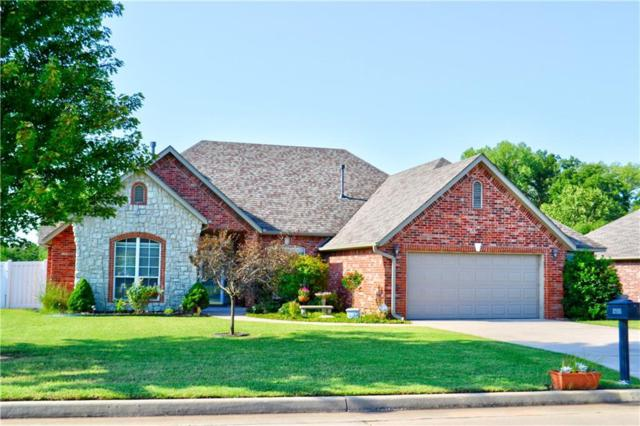 2705 Woodbridge Drive, Shawnee, OK 74804 (MLS #832974) :: Wyatt Poindexter Group