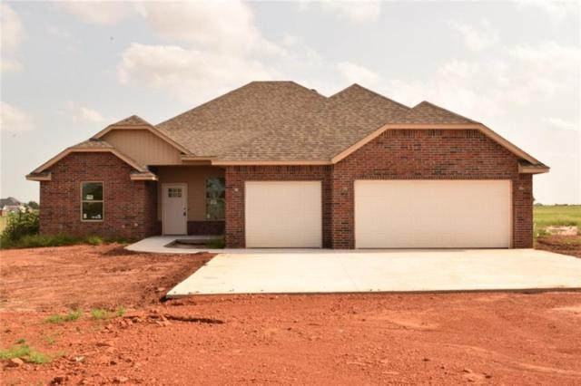 1336 Azalea Rd. Ne, Piedmont, OK 73078 (MLS #833004) :: Wyatt Poindexter Group