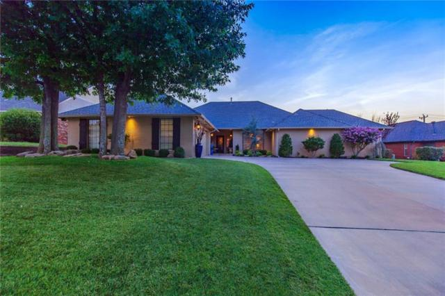14821 Glenmark Drive, Edmond, OK 73013 (MLS #833021) :: Wyatt Poindexter Group