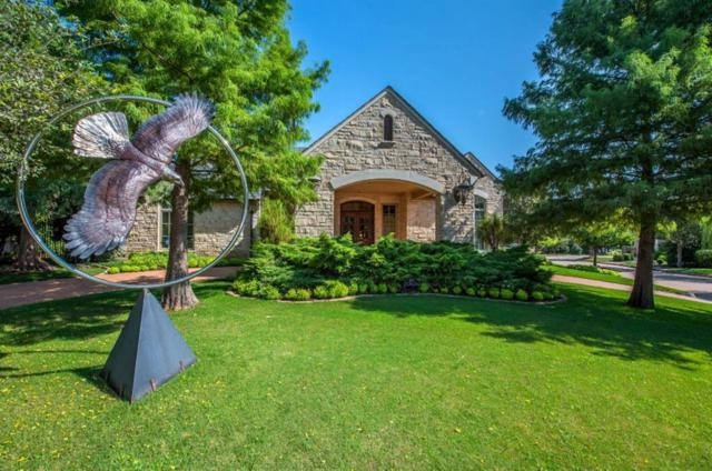 2401 Grand, Nichols Hills, OK 73116 (MLS #833024) :: Wyatt Poindexter Group