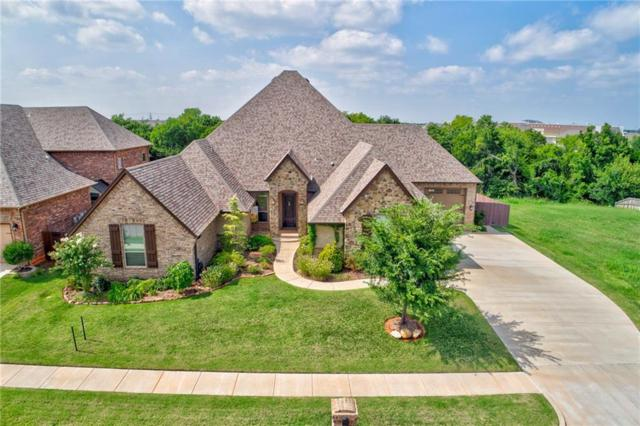 19625 Stratmore Way, Edmond, OK 73012 (MLS #833066) :: Erhardt Group at Keller Williams Mulinix OKC
