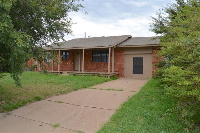 206 Denise Drive, Burns Flat, OK 73624 (MLS #833084) :: Wyatt Poindexter Group