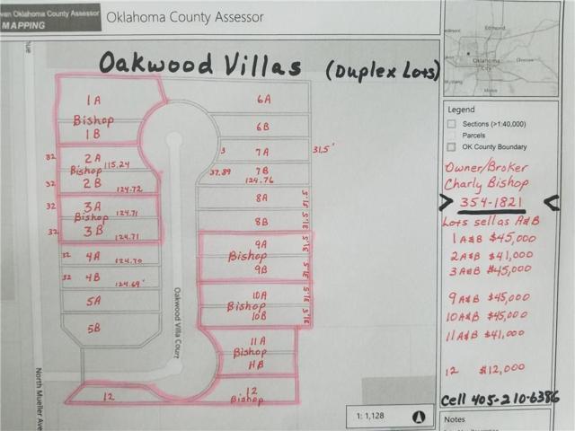 5208 Oakwood Villas Court, Bethany, OK 73008 (MLS #833095) :: Wyatt Poindexter Group