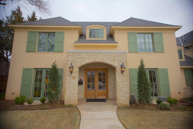 1710 Elmhurst, Nichols Hills, OK 73120 (MLS #833112) :: Wyatt Poindexter Group