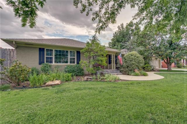 1802 Dorchester Place, Nichols Hills, OK 73120 (MLS #833128) :: Wyatt Poindexter Group