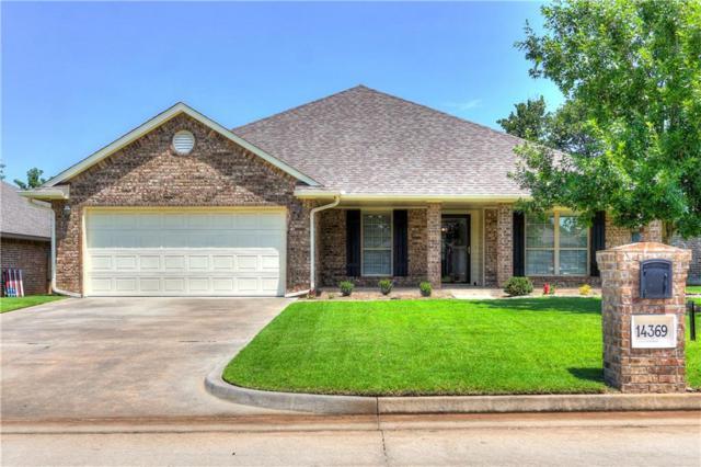 14369 Ramblewood Drive, Choctaw, OK 73020 (MLS #833157) :: Wyatt Poindexter Group