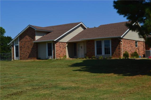19521 65th, Newalla, OK 74857 (MLS #833195) :: UB Home Team
