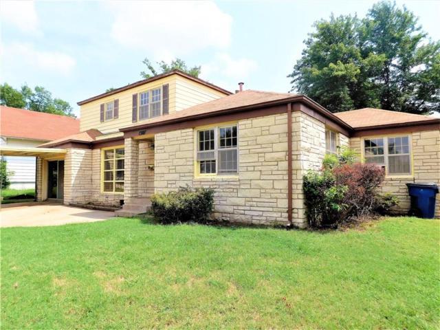 1307 E Noble, Guthrie, OK 73044 (MLS #833197) :: Meraki Real Estate
