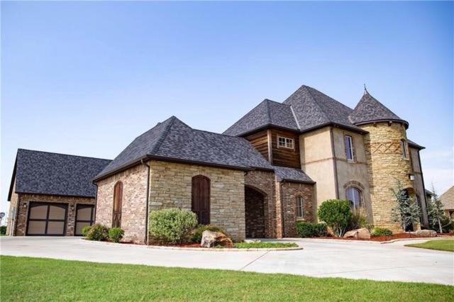 2355 La Belle Rue, Edmond, OK 73034 (MLS #833207) :: KING Real Estate Group