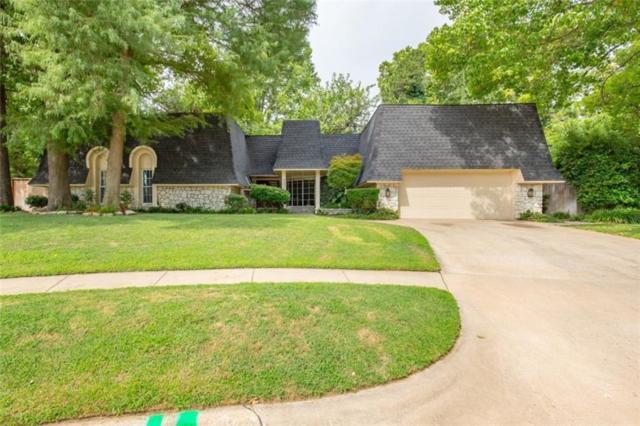 1226 Greenbriar Court, Norman, OK 73072 (MLS #833227) :: Erhardt Group at Keller Williams Mulinix OKC