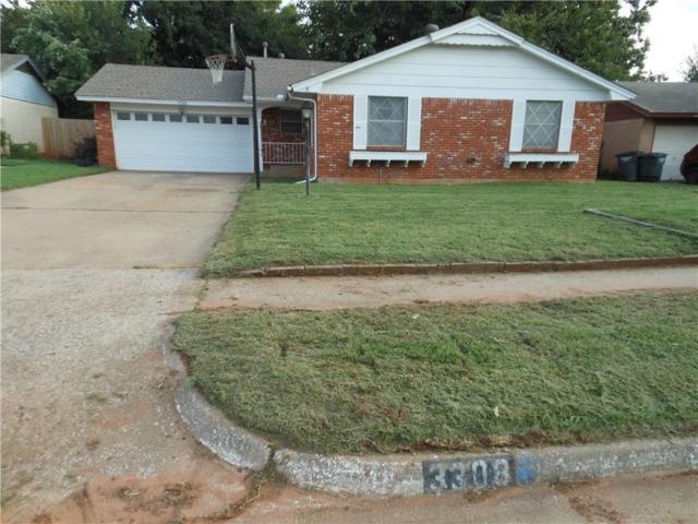 3308 Overland Drive, Oklahoma City, OK 73115 (MLS #833231) :: Wyatt Poindexter Group