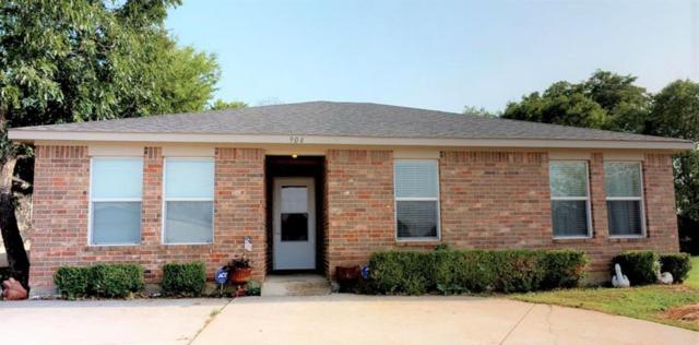 904 NW 3rd, Ardmore, OK 73401 (MLS #833242) :: Erhardt Group at Keller Williams Mulinix OKC