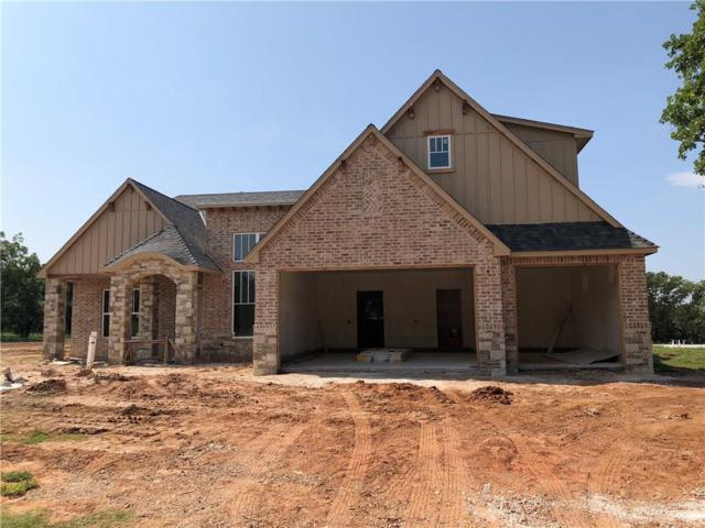 1308 Regency Bridge Circle, Edmond, OK 73034 (MLS #833243) :: Wyatt Poindexter Group