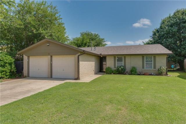 713 Ash Lane, Norman, OK 73072 (MLS #833244) :: Erhardt Group at Keller Williams Mulinix OKC