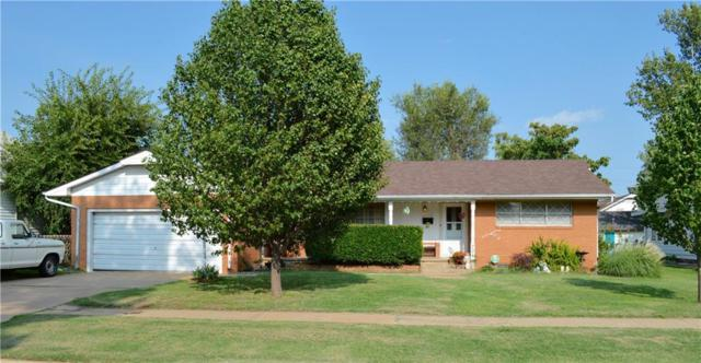 704 N Prouty Avenue, Watonga, OK 73772 (MLS #833269) :: Wyatt Poindexter Group