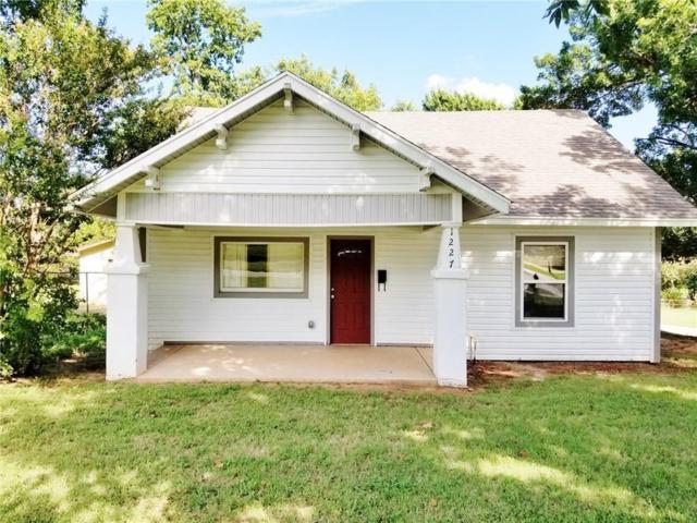 1227 S 6th, Chickasha, OK 73018 (MLS #833286) :: KING Real Estate Group