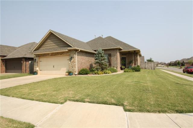 9101 NW 139th Street, Oklahoma City, OK 73078 (MLS #833288) :: Erhardt Group at Keller Williams Mulinix OKC
