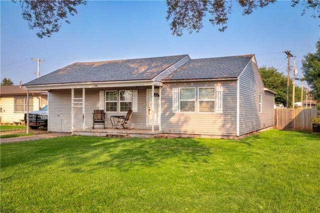 140 Herring, Elk City, OK 73644 (MLS #833291) :: KING Real Estate Group