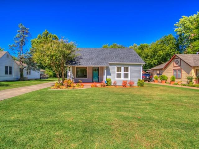 1127 W Symmes, Norman, OK 73069 (MLS #833302) :: Erhardt Group at Keller Williams Mulinix OKC