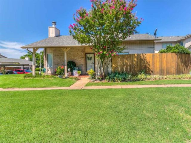 9701 Hefner Village Boulevard, Oklahoma City, OK 73162 (MLS #833303) :: KING Real Estate Group