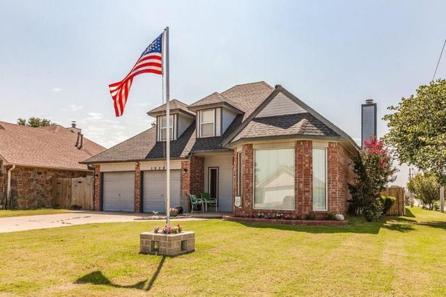 10500 Willow Ridge Drive, Midwest City, OK 73130 (MLS #833329) :: Wyatt Poindexter Group